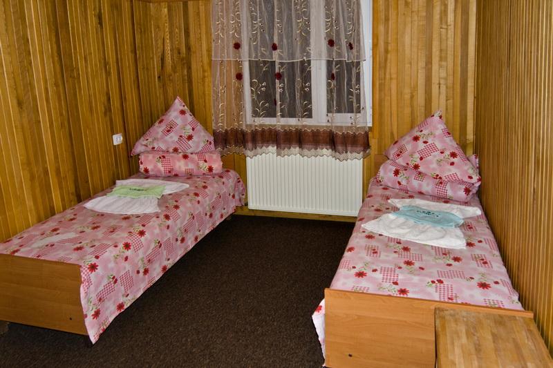Готель Добош. Драгобрат