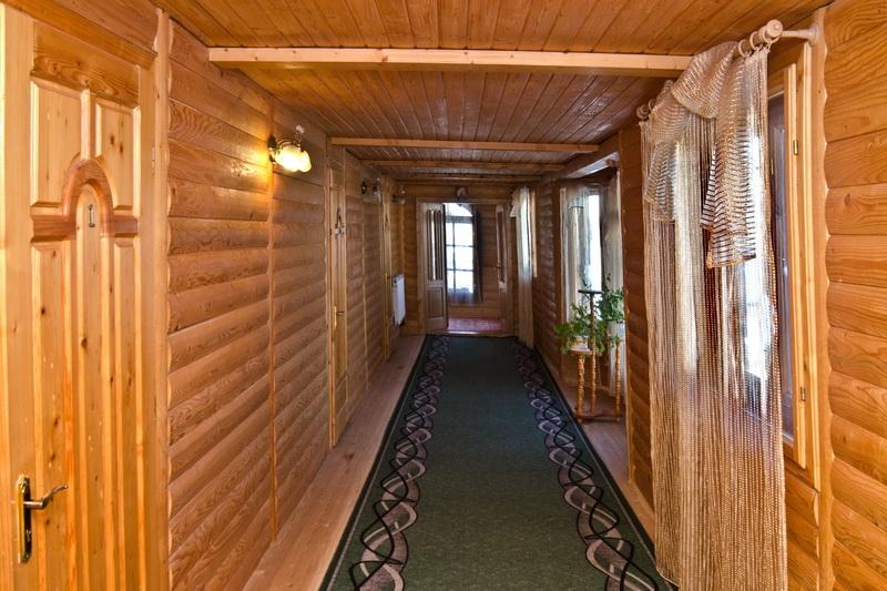 Готельний комплекс Карпатська лілія. Драгобрат