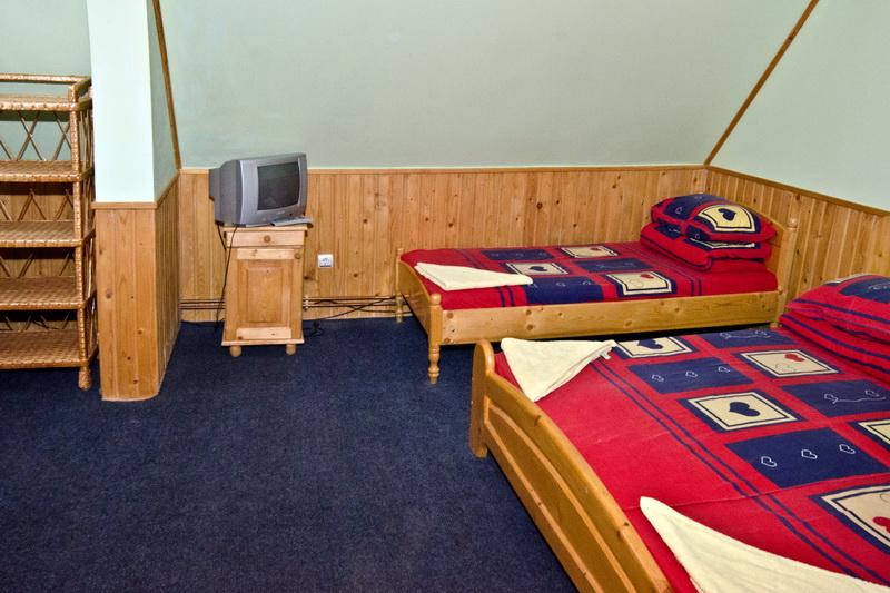 Міні-готель Велика ведмедиця. Драгобрат