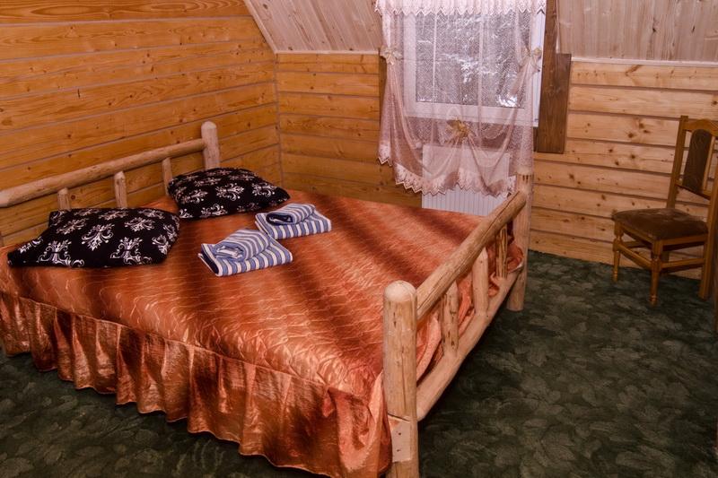 Міні-готель Смерекова хата. Драгобрат